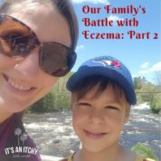 Our Family's Battle with Eczema 2