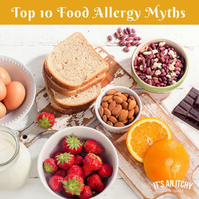 Food Allergy Myth