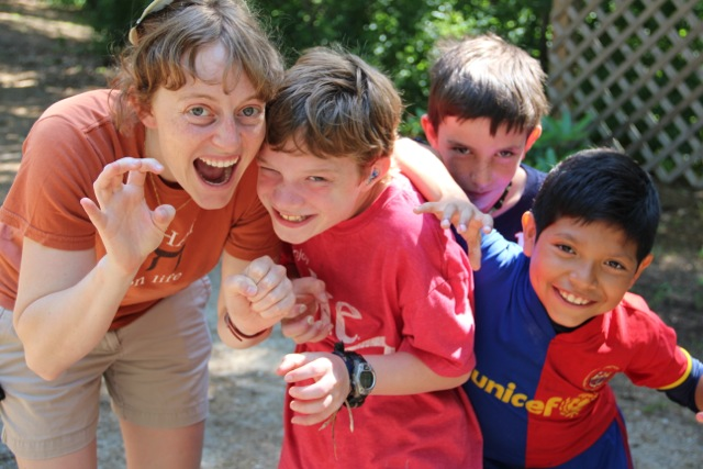 Camp Wingate*Kirkland - The way summer is supposed to be!