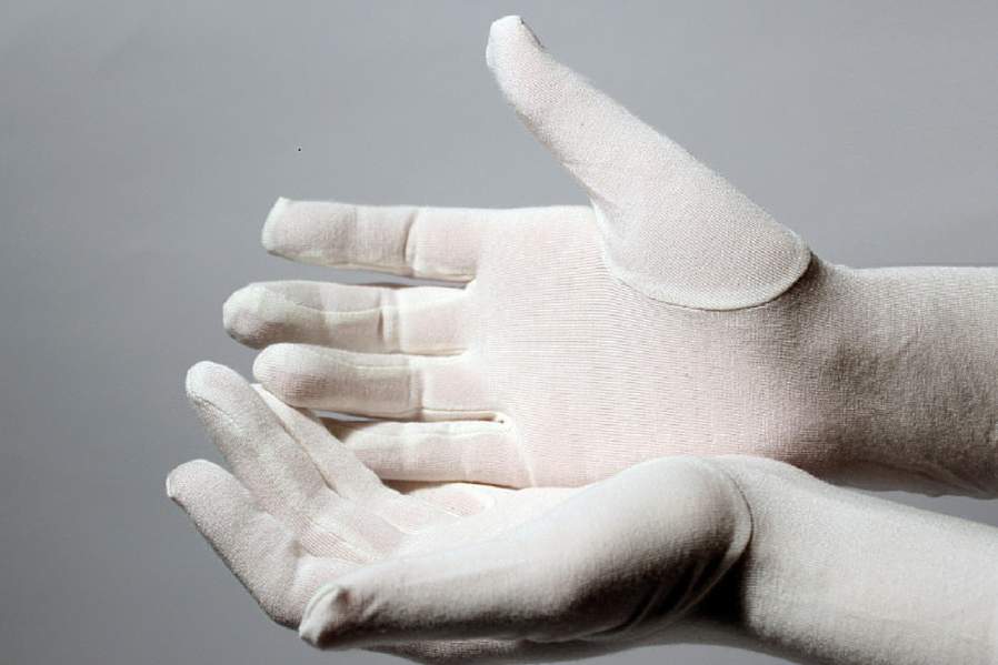 gloves for atopic dermatitis in adults