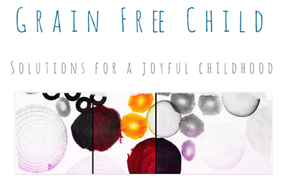 grain free child logo