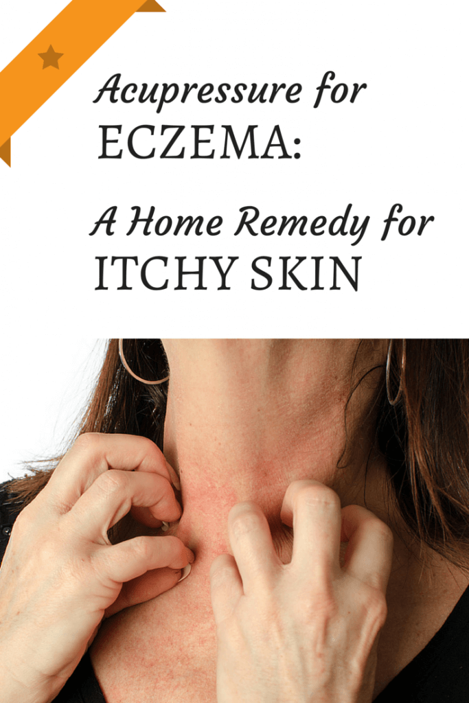 acupressure for eczema a home remedy for itchy skin