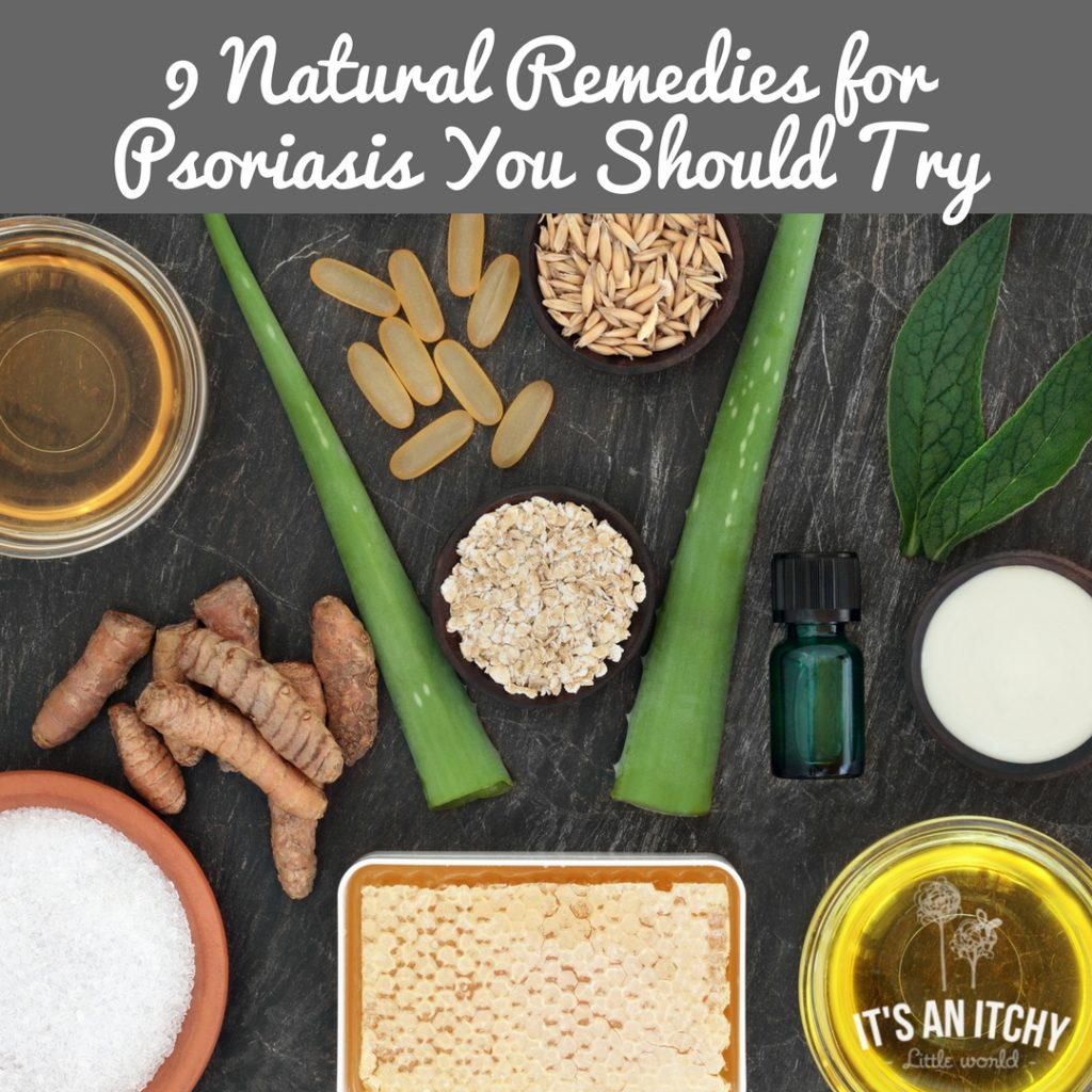 Natural Remedies for Psoriasis