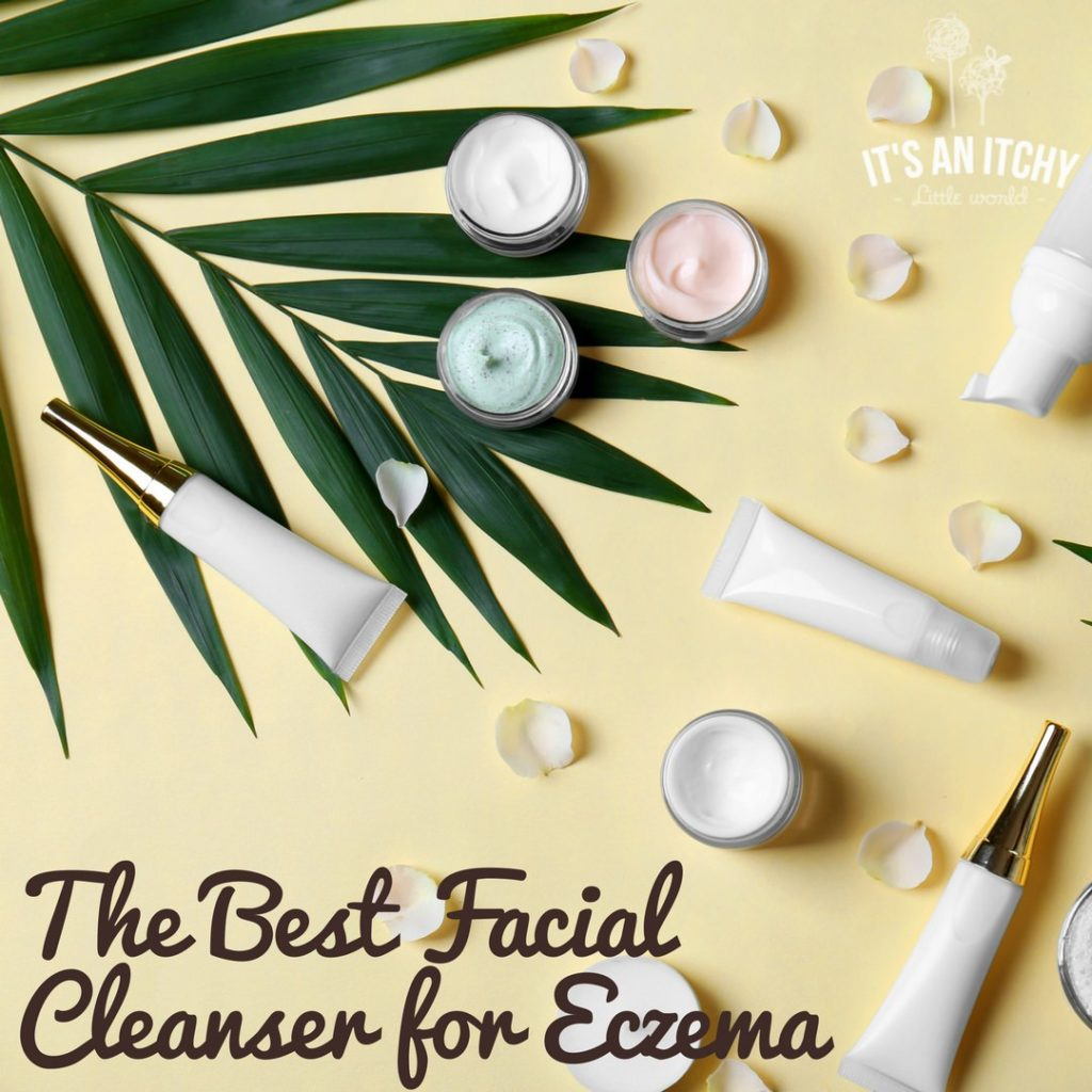 The Best Facial Cleanser for Eczema