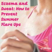 Eczema and Sweat