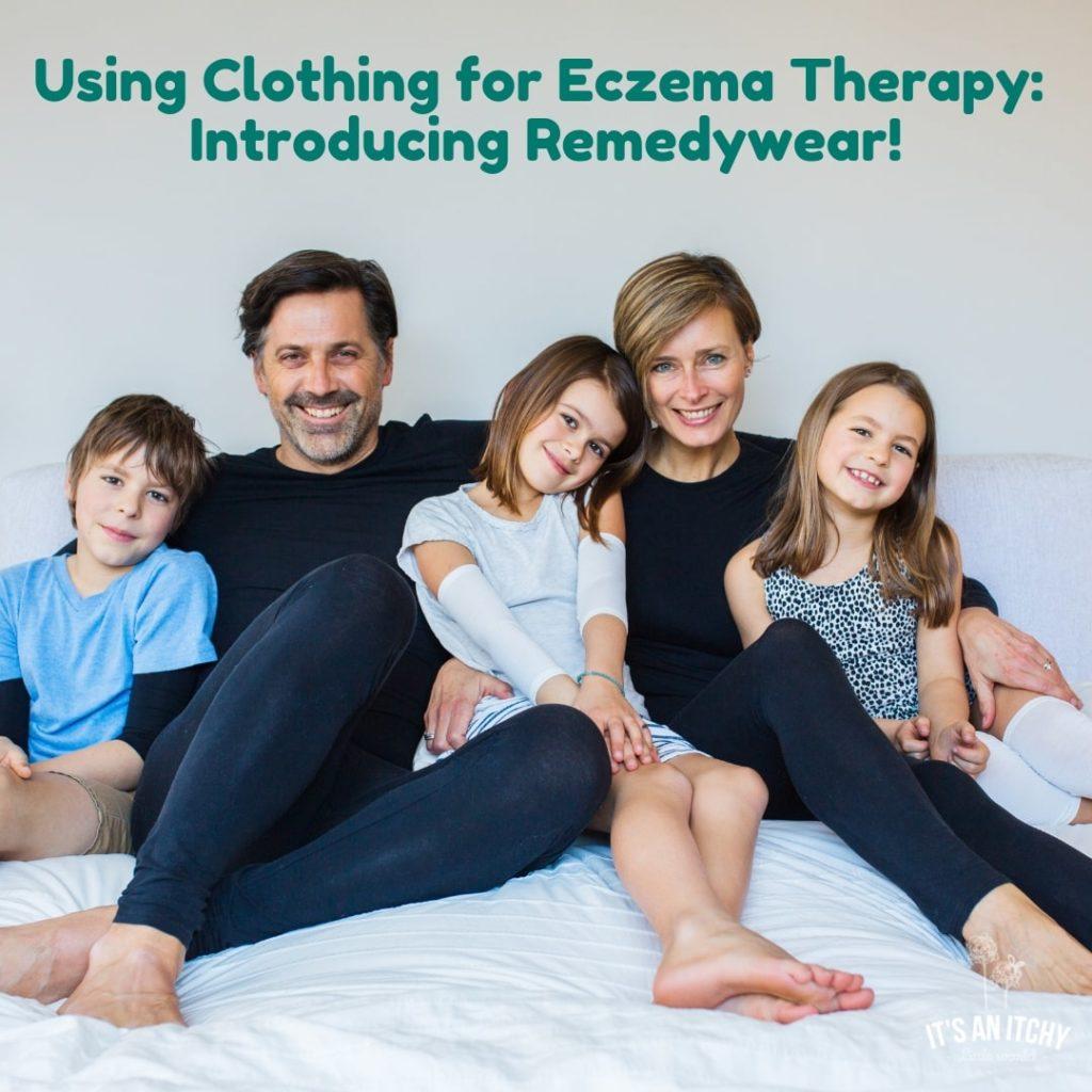 clothing for eczema remedywear