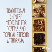 Herbs in dishes - Traditional Chinese Medicine for Eczema and Topical Steroid Withdrawal