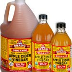 bragg apple cider vinegar for eczema relief