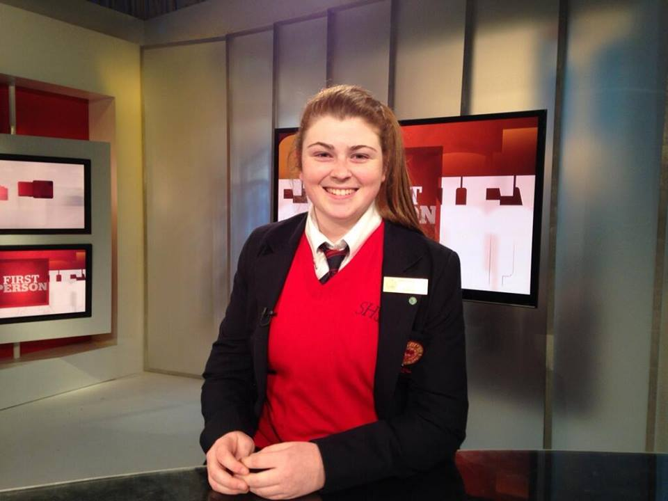 Bailey Francis is a food allergy advocate and speaker