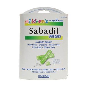 children's sabadil natural allergy relief
