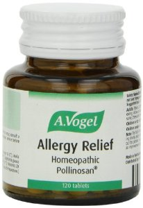 Natural Allergy Relief with A Vogel Pollinosan
