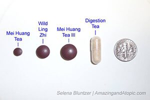 Using Traditional Chinese Herbs to heal food allergies, asthma and eczema.