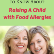 What Parents Need to Know About Raising a child with food allergies