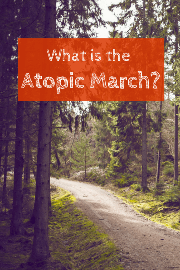 what is the atopic march