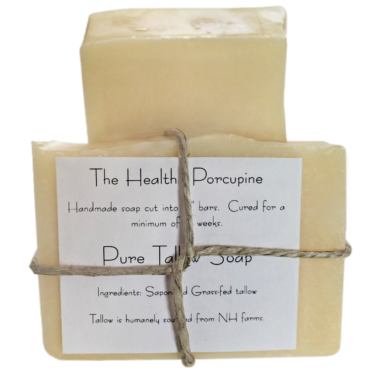 Tallow Soap for eczema