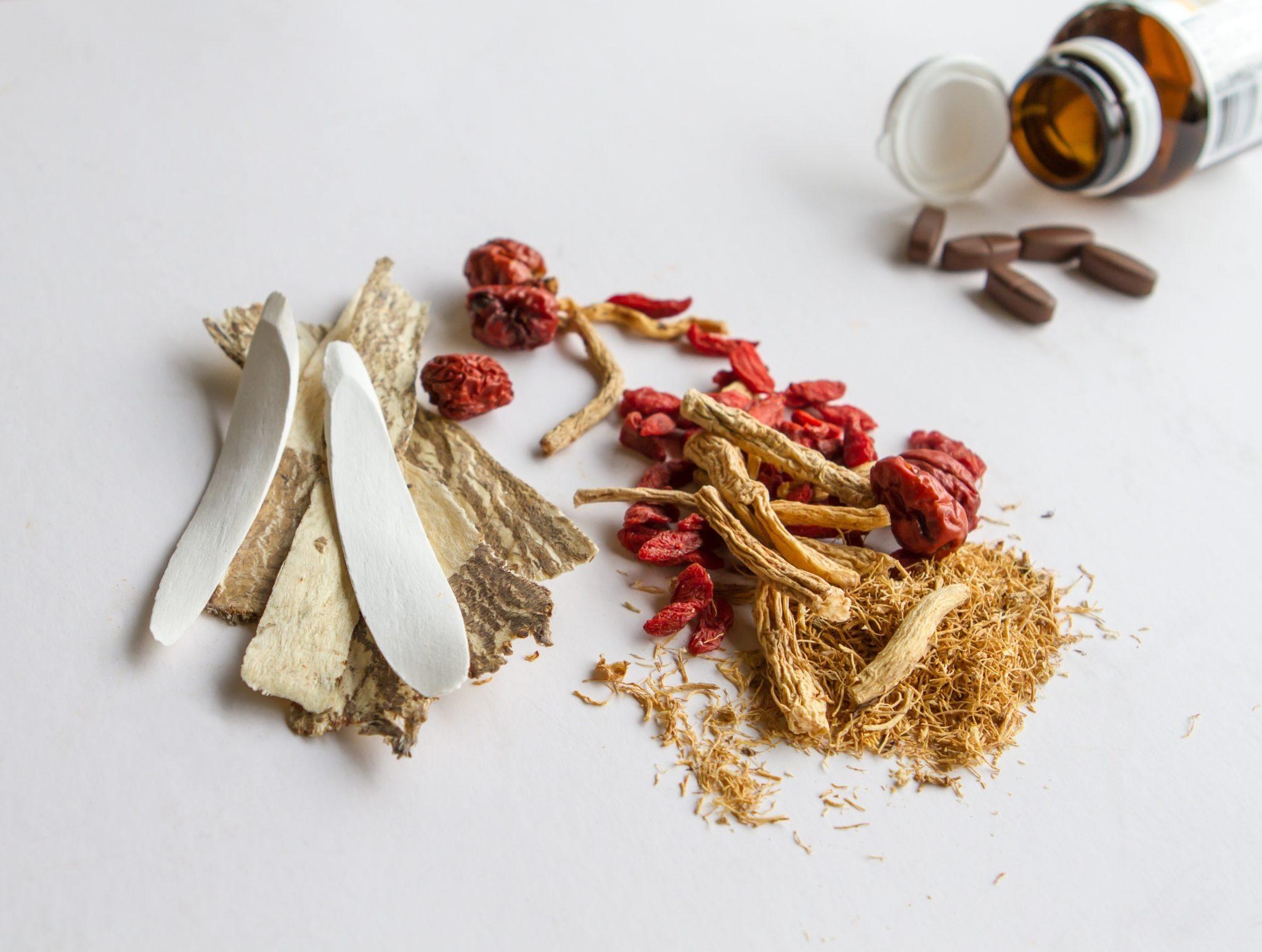 Chinese Herbs Eczema Cream