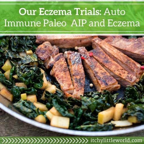 eczema autoimmune diet