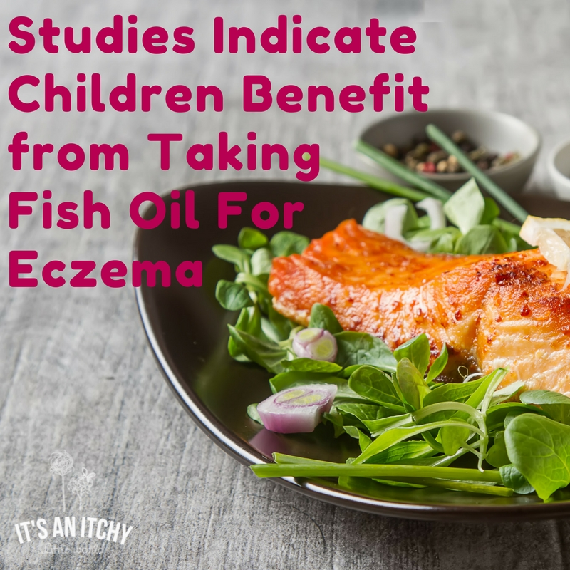 Studies Indicate Children Benefit From Consuming Fish Oil