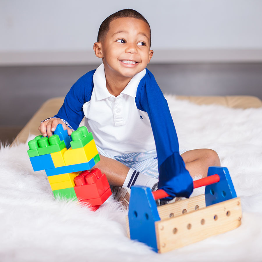 Eczema clothing for babies and children - scratchmenot