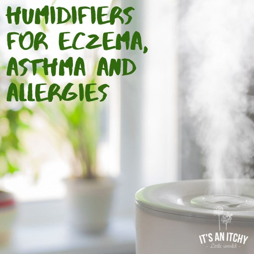 Humidifiers for Eczema, Asthma and Allergies-min