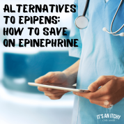 Alternatives to EpiPens
