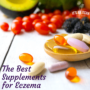 The Best Supplements for Eczema to Treat Inflammation, Immunity & the Gut